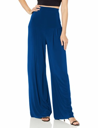 Norma Kamali Women's HIGH Waist Pleat Pant