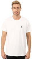 U.S. Polo Assn. Crew Neck Small Pony T-Shirt