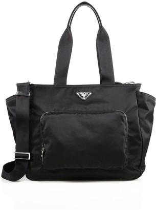 Prada Vela Baby Bag
