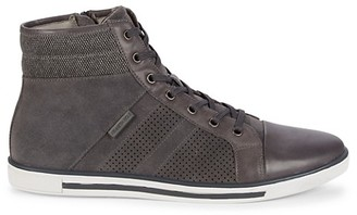 Kenneth Cole New York Initial Move High Top Sneakers