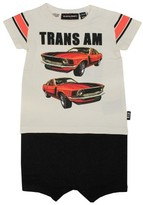 Rock Your Baby Infant Boy's Trans Am Romper