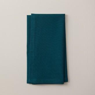 Indigo Teal Cotton Napkin Set Of 4