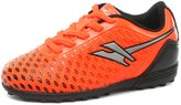 Gola Ativo 5 Ion VX Black Kids Astro Turf Soccer Cleats, Size 1