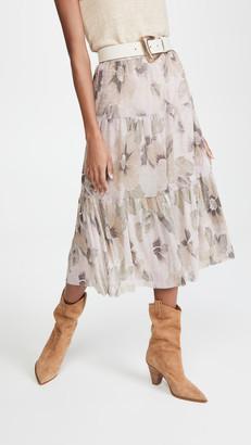 BA&SH Land Skirt