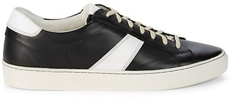 Steve Madden Colorblock Leather Sneakers