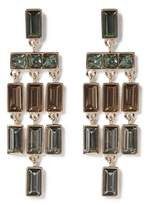 Vince Camuto Mulicolored Jeweled Chandelier Earrings