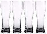 Villeroy & Boch Pilsener Beer Flutes (Set of 4)