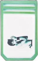 Raf Simons X Robert Mapplethorpe printed cardholder