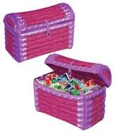 BuySeasons Inflatable Princess Treasure Chest Cooler