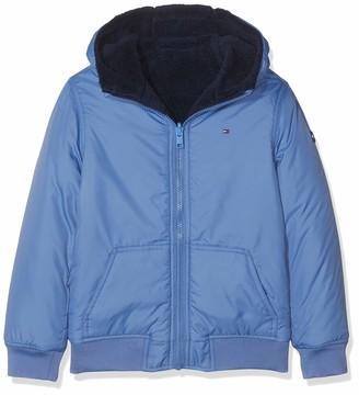 Tommy Hilfiger Boy's Reversible Teddy Jacket