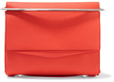 Eddie Borgo Boyd Small Leather Clutch - Red