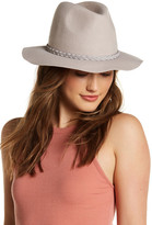 Michael Stars She&s Twisted Wool Fedora