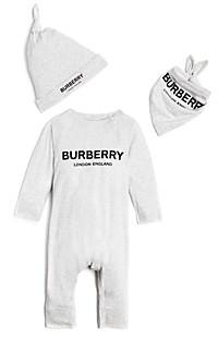 Burberry Unisex Maemae Three-Piece Gift Set - Baby