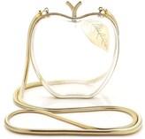 Lena Erziak Clear Lucite Adam Apple Bag