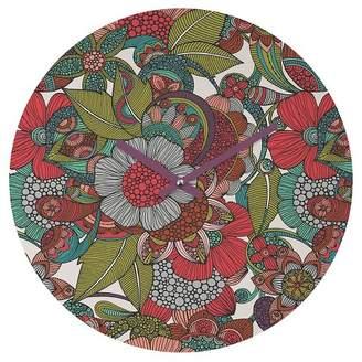 Deny Designs Valentina Ramos Rachel Round Wall Clock