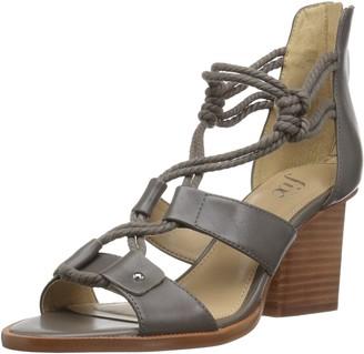 The Fix Women's Jackson Rope-Tie Block Heel Dress Sandal