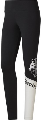 Reebok Women's Logo Legging Pants