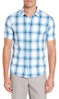 Travis Mathew Men's Travis Matthew Bargie Short Sleeve Sport Shirt