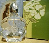 "Avon Dogwood Demi-Decanter Miniature ""Apple Blossom"" Cologne .75oz Vintage"