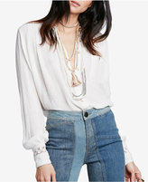 Free People The Best Button-Down Blouse