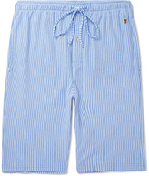Polo Ralph Lauren - Striped Cotton Pyjama Shorts
