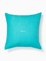 Kate Spade Chic happens pillow