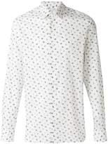 Z Zegna plain casual shirt