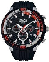 Pulsar Gents Sports Chronograph Watch Pt3697x1