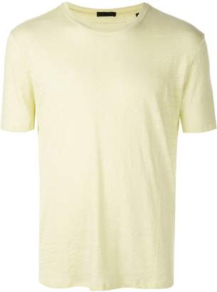 ATM Anthony Thomas Melillo round neck T-shirt