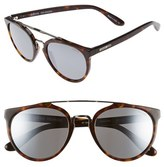 Revo Men's 'Kingston' 52Mm Polarized Sunglasses - Black/ Blue Water