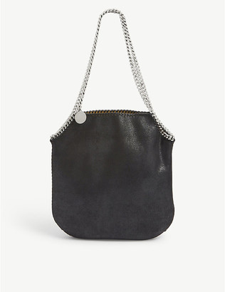 Stella McCartney Falabella large faux-leather shoulder bag