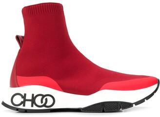 Jimmy Choo Raine sock sneakers