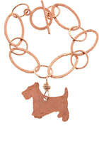 Cowgirl Chile Co. Jewelry Copper Terrier Bracelet
