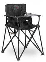 ciao! babyTM Portable Highchair in Black