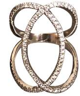 Djula Obsession White Gold Ring