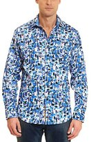 Robert Graham Men's Salton Sea Long Sleeve Button Down Shirt