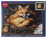 Dimensions Sunlit fox PBN 20x16