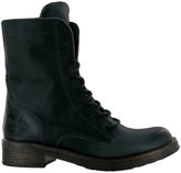 Coolway Black MC-12 Leather Boot