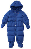 Ralph Lauren Baby Boys Quilted Down Bunting