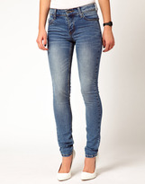 Cheap Monday Tight Vintage Wash Skinny Jeans