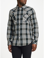 Diesel S-east Shirt, Total Eclipse