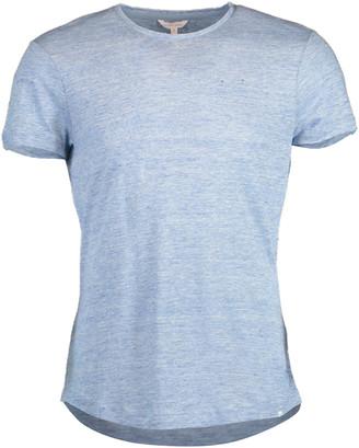 Orlebar Brown Sea Breeze OB-T Linen Melange T-Shirt