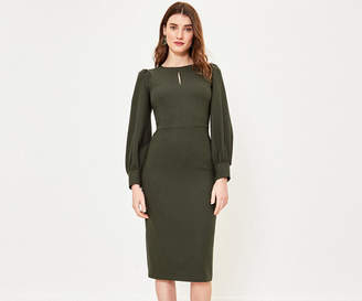 Oasis Crew Neck Shift Dress