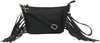 Urban Originals Mini Fringed Vegan Leather Crossbody Bag