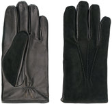 Closed panelled gloves