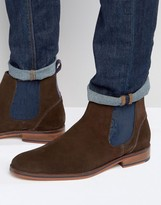 Ted Baker Camroon Suede Chelsea Boots