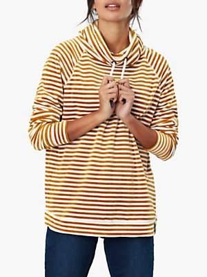 Joules Mayston Funnel Neck Light Sweatshirt