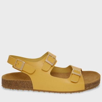 Mansur Gavriel Cloud Sandal - Yellow