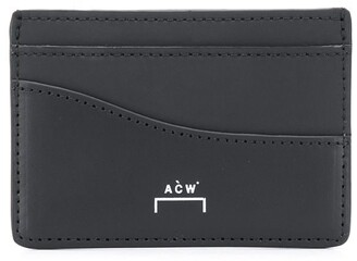 A-Cold-Wall* Logo Debossed Cardholder