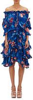 Faith Connexion Women's Floral Short-Sleeve Dress